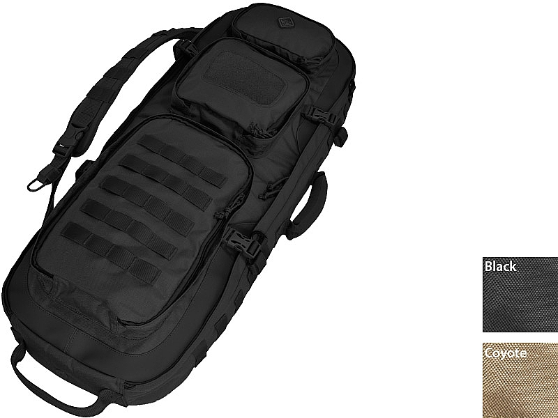 Evac™ Smuggler™ Padded Rifle Sling-Pack