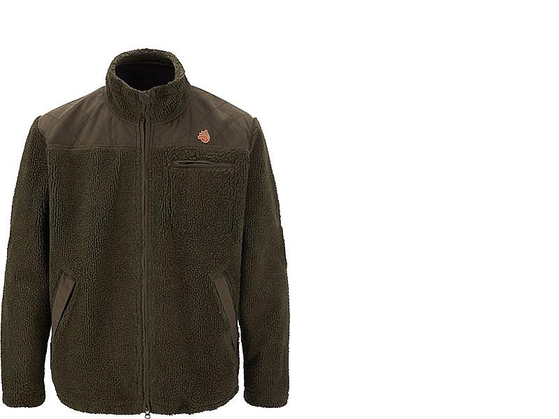 FREE £12 BEANIE Shooterking Dawn Fleece Jacket Waterproof Warm Hunting Shooting